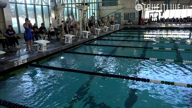 Heat 4 | 24 Mixed 800 Free | 2016 SPMS Short Course Meters Championship | VIDEO