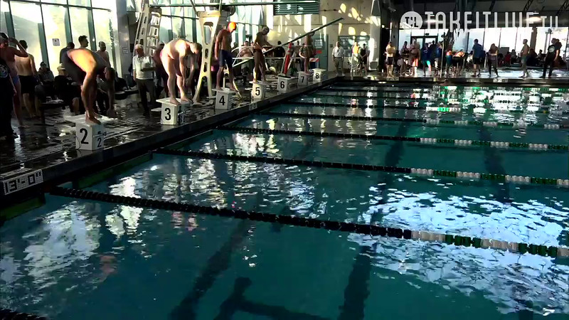 Heat 7 | 33 Men 100 IM | 2016 SPMS Short Course Meters Championship | VIDEO