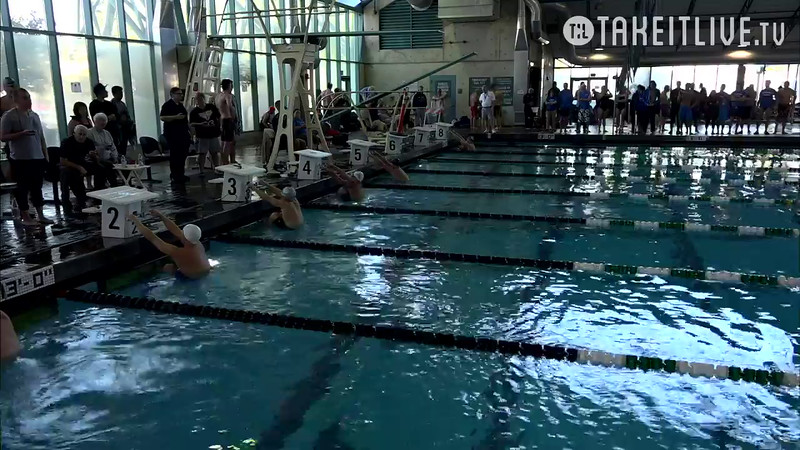 Heat 7 | 15 Men 100 Back | 2016 SPMS Short Course Meters Championship | VIDEO