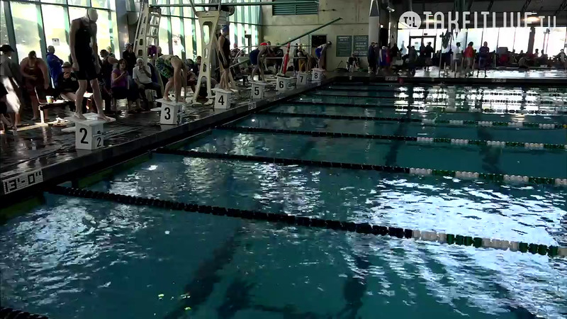 Heat 3 | 30 Women 200 Free | 2016 SPMS Short Course Meters Championship | VIDEO