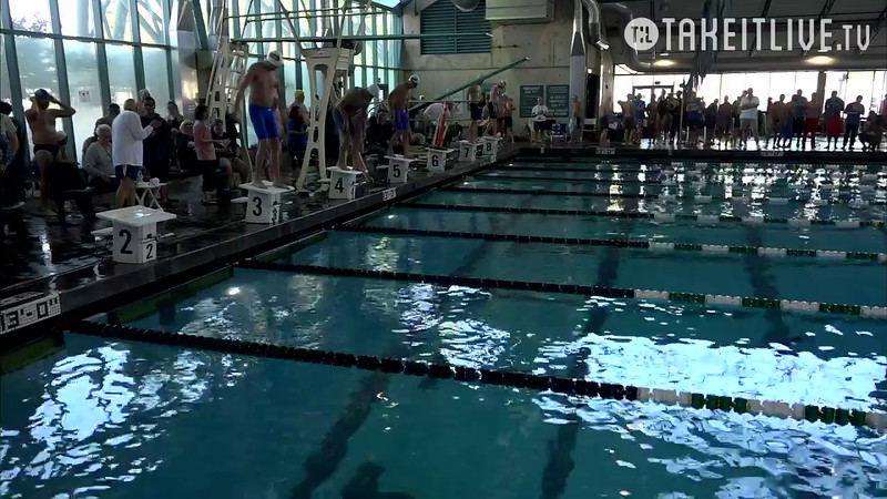 Heat 8 | 12 Men 50 Fly | 2016 SPMS Short Course Meters Championship | VIDEO