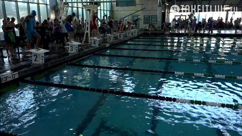 Heat 7 | 27 Women 50 Breast | 2016 SPMS Short Course Meters Championship | VIDEO