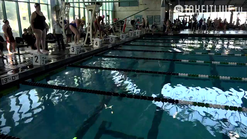 Heat 1 | 30 Women 200 Free | 2016 SPMS Short Course Meters Championship | VIDEO