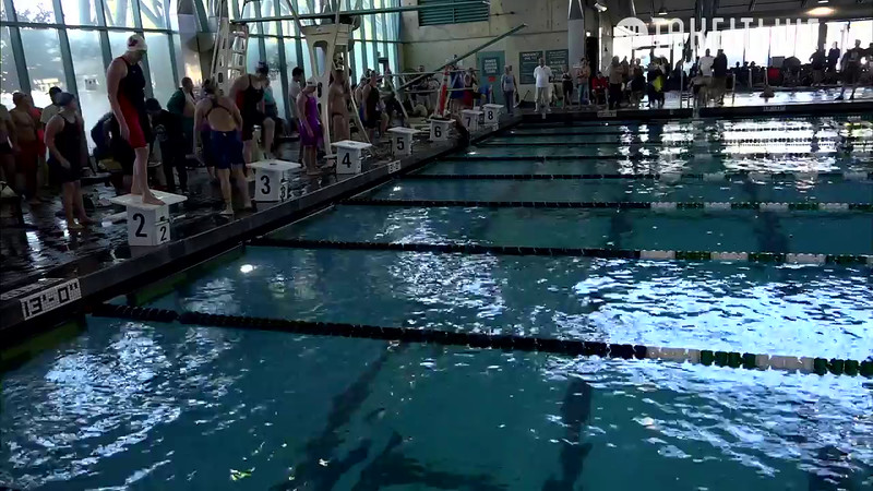 Heat 5 | 25 Women 100 Fly | 2016 SPMS Short Course Meters Championship | VIDEO
