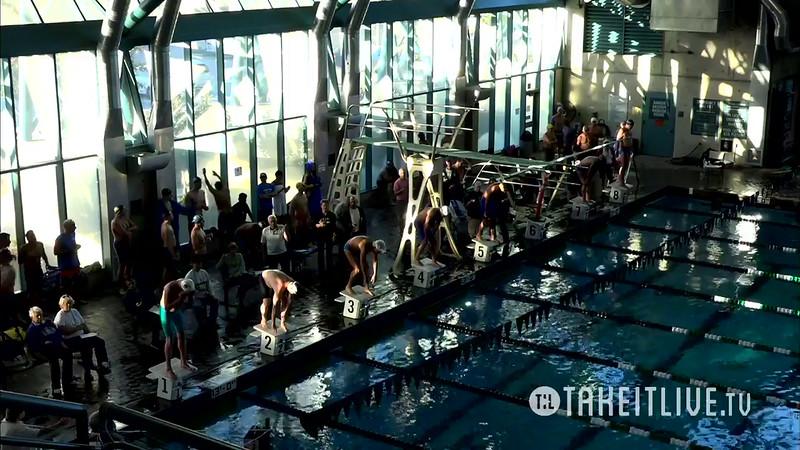 Heat 7 | 5 Men 100 Free | 2016 SPMS Short Course Meters Championship | VIDEO