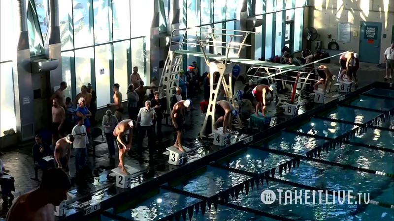 Heat 12 | 5 Men 100 Free | 2016 SPMS Short Course Meters Championship | VIDEO