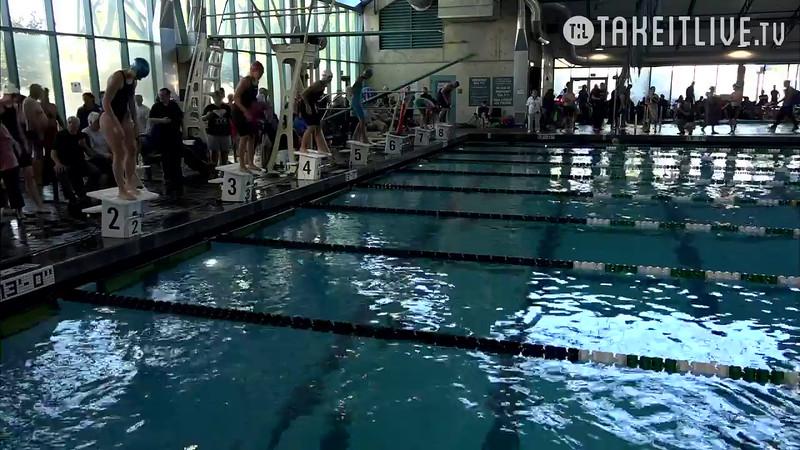 Heat 7   16 Women 100 Breast   2016 SPMS Short Course Meters Championship   VIDEO