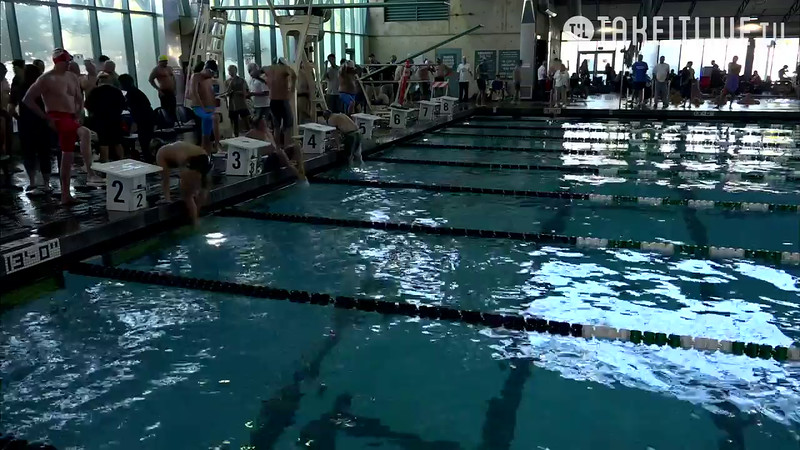 Heat 5 | 28 Men 50 Breast | 2016 SPMS Short Course Meters Championship | VIDEO