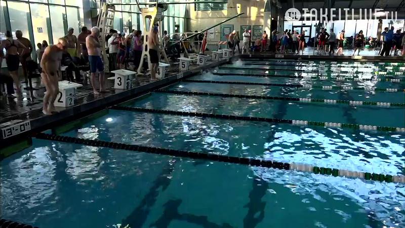 Heat 1 | 35 Men 50 Back | 2016 SPMS Short Course Meters Championship | VIDEO