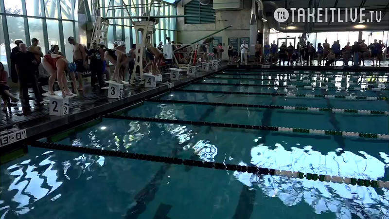 Heat 8 | 13 Mixed 400 Free Relay | 2016 SPMS Short Course Meters Championship | VIDEO