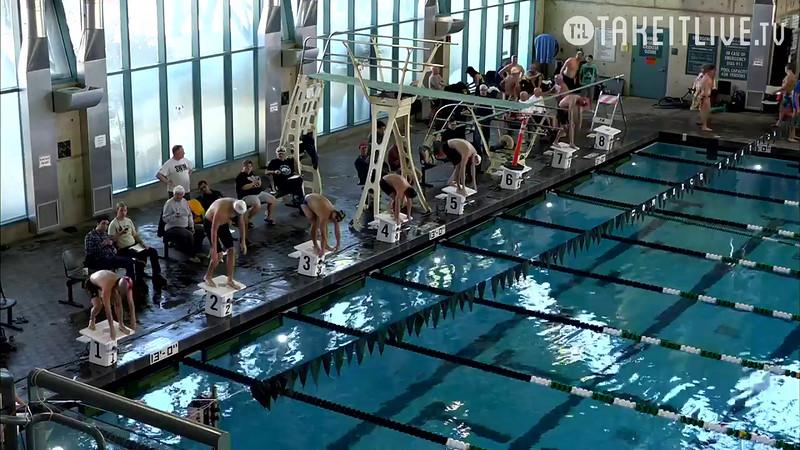 Heat 4 | 10 Men 400 Free | 2016 SPMS Short Course Meters Championship | VIDEO