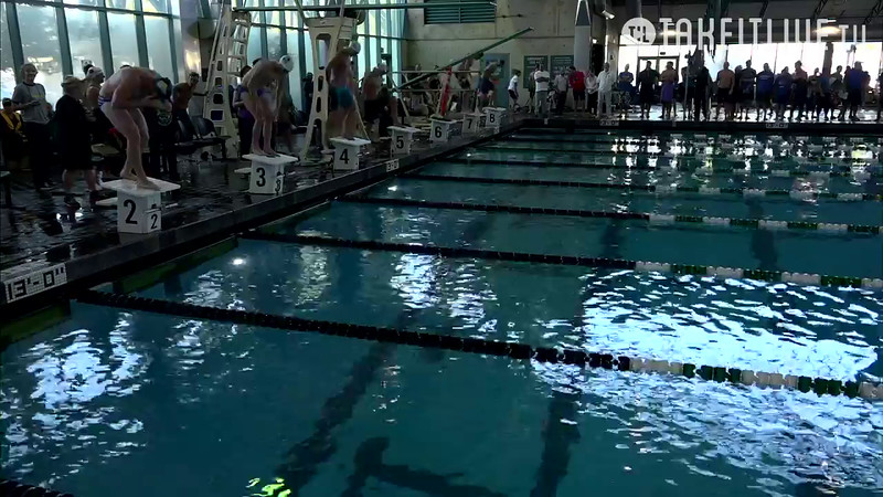 Heat 8 | 26 Men 100 Fly | 2016 SPMS Short Course Meters Championship | VIDEO