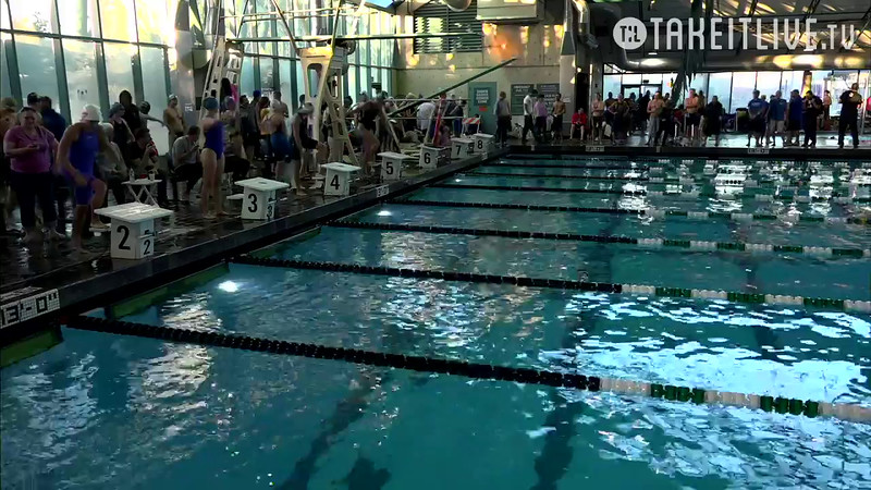 Heat 11 | 21 Women 50 Free | 2016 SPMS Short Course Meters Championship | VIDEO
