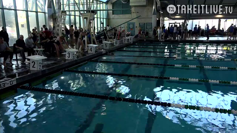 Heat 1 | 16 Women 100 Breast | 2016 SPMS Short Course Meters Championship | VIDEO