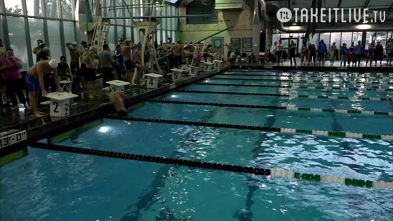 Heat 13 | 22 Men 50 Free | 2016 SPMS Short Course Meters Championship | VIDEO