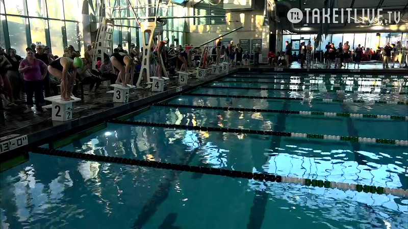 Heat 4 | 21 Women 50 Free | 2016 SPMS Short Course Meters Championship | VIDEO