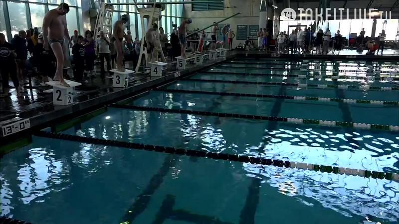 Heat 7 | 28 Men 50 Breast | 2016 SPMS Short Course Meters Championship | VIDEO