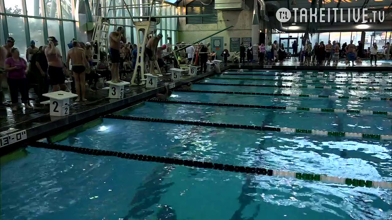Heat 7 | 22 Men 50 Free | 2016 SPMS Short Course Meters Championship | VIDEO