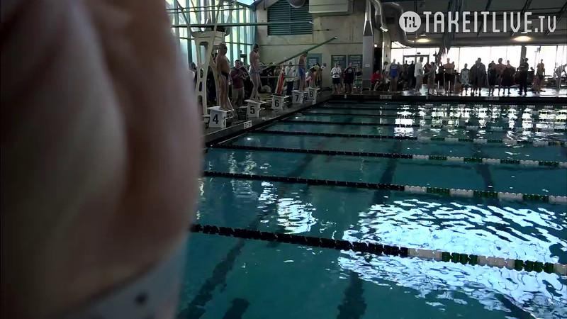 Heat 1 | 12 Men 50 Fly | 2016 SPMS Short Course Meters Championship | VIDEO