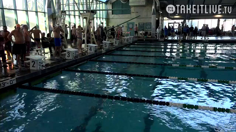 Heat 9 | 17 Men 100 Breast | 2016 SPMS Short Course Meters Championship | VIDEO