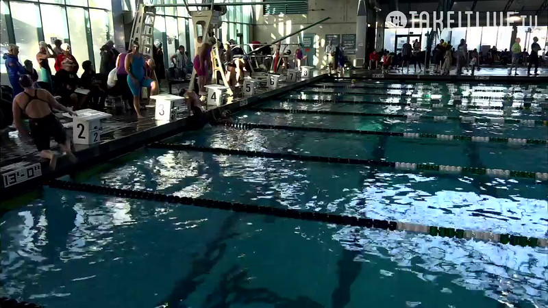 Heat 5 | 32 Women 100 IM | 2016 SPMS Short Course Meters Championship | VIDEO