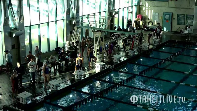 Heat 5 | 2 Women 200 IM | 2016 SPMS Short Course Meters Championship | VIDEO