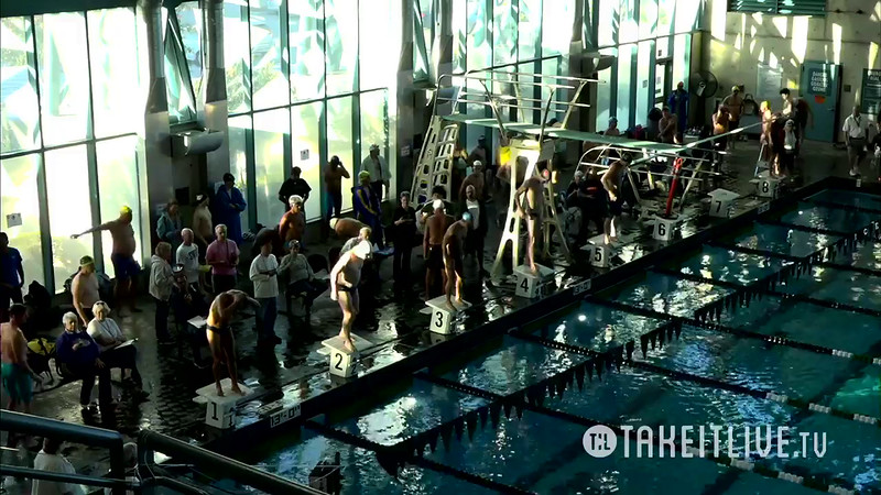 Heat 5 | 5 Men 100 Free | 2016 SPMS Short Course Meters Championship | VIDEO