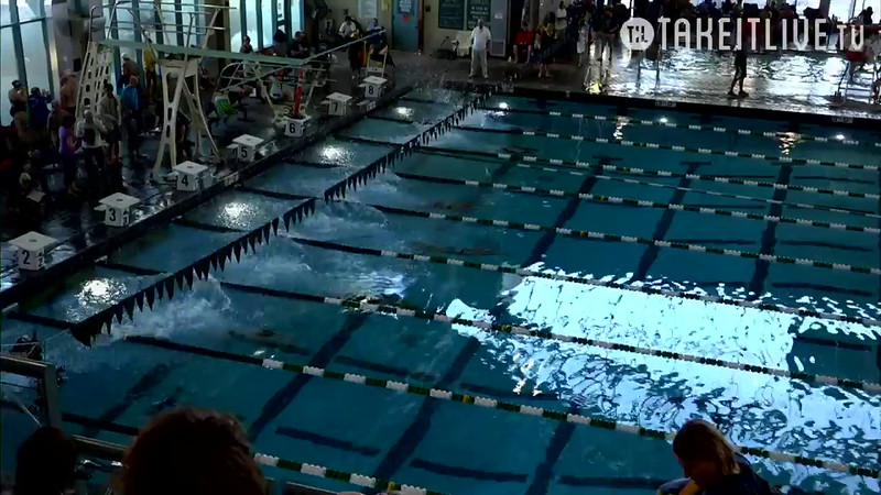 Heat 1 | 25 Women 100 Fly | 2016 SPMS Short Course Meters Championship | VIDEO