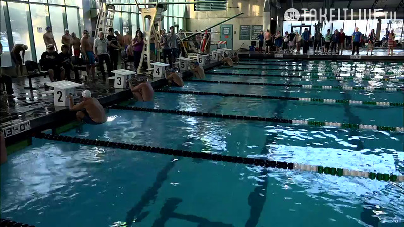 Heat 4 | 35 Men 50 Back | 2016 SPMS Short Course Meters Championship | VIDEO
