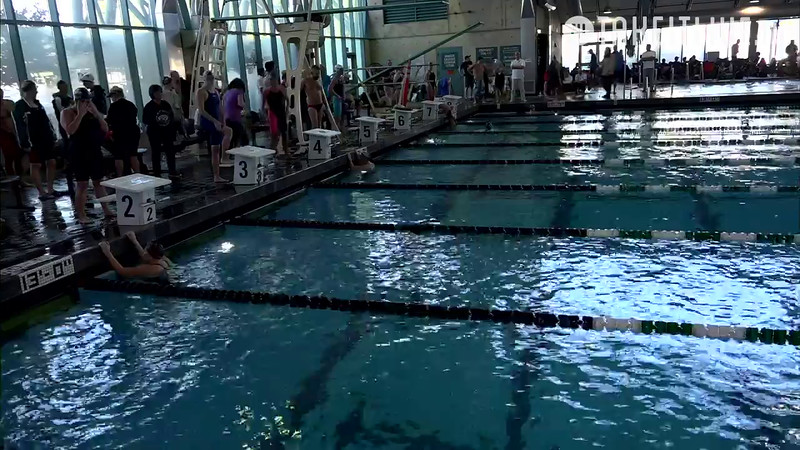 Heat 4 | 25 Women 100 Fly | 2016 SPMS Short Course Meters Championship | VIDEO