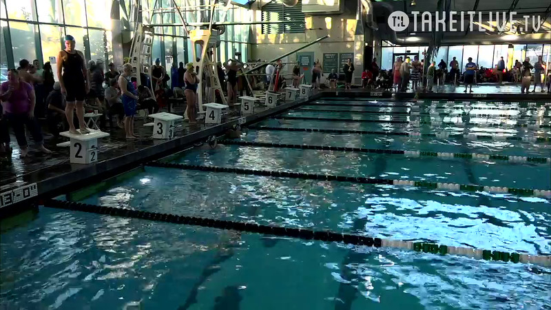 Heat 6 | 21 Women 50 Free | 2016 SPMS Short Course Meters Championship | VIDEO