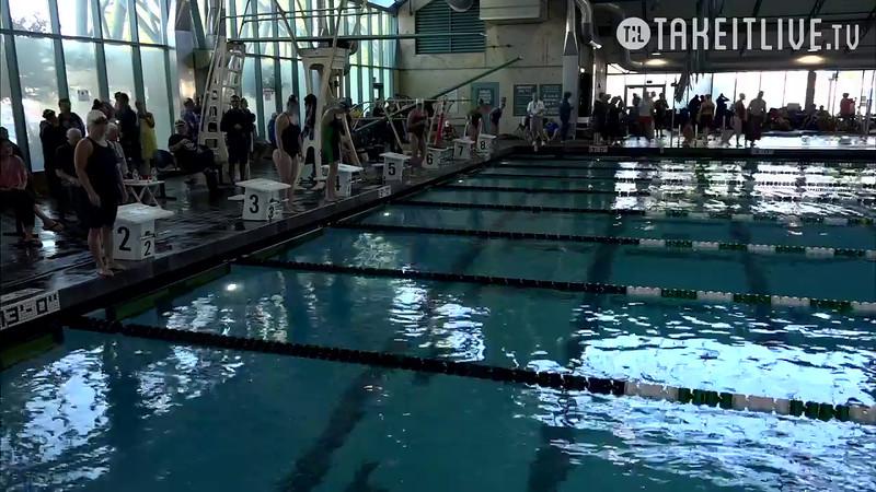 Heat 3 | 14 Women 100 Back | 2016 SPMS Short Course Meters Championship | VIDEO