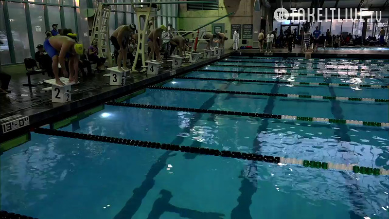 Heat 2 | 37 Men 200 Breast | 2016 SPMS Short Course Meters Championship | VIDEO