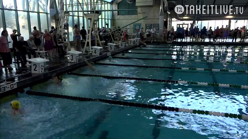 Heat 8 | 14 Women 100 Back | 2016 SPMS Short Course Meters Championship | VIDEO