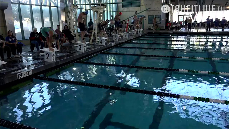 Heat 12 | 24 Mixed 800 Free | 2016 SPMS Short Course Meters Championship | VIDEO