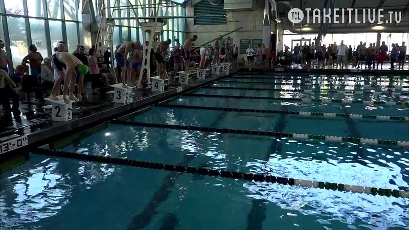 Heat 7 | 12 Men 50 Fly | 2016 SPMS Short Course Meters Championship | VIDEO