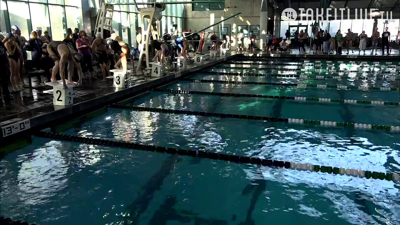 Heat 8 | 32 Women 100 IM | 2016 SPMS Short Course Meters Championship | VIDEO