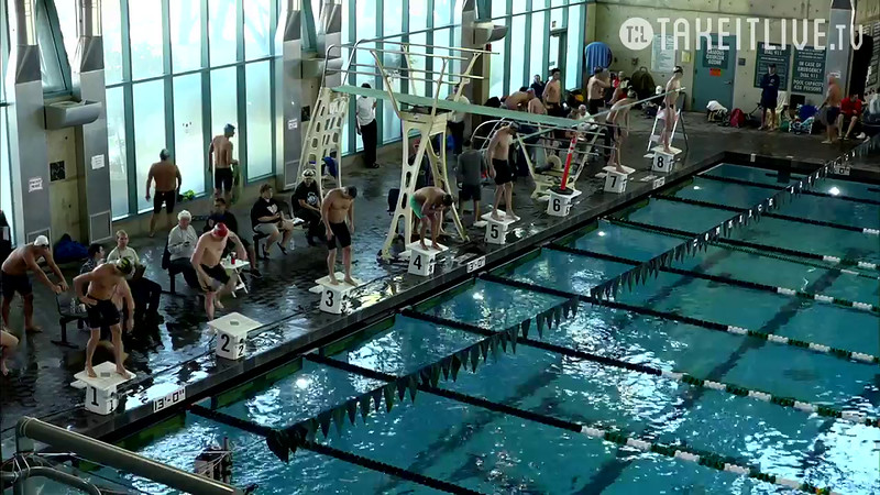 Heat 12 | 10 Men 400 Free | 2016 SPMS Short Course Meters Championship | VIDEO