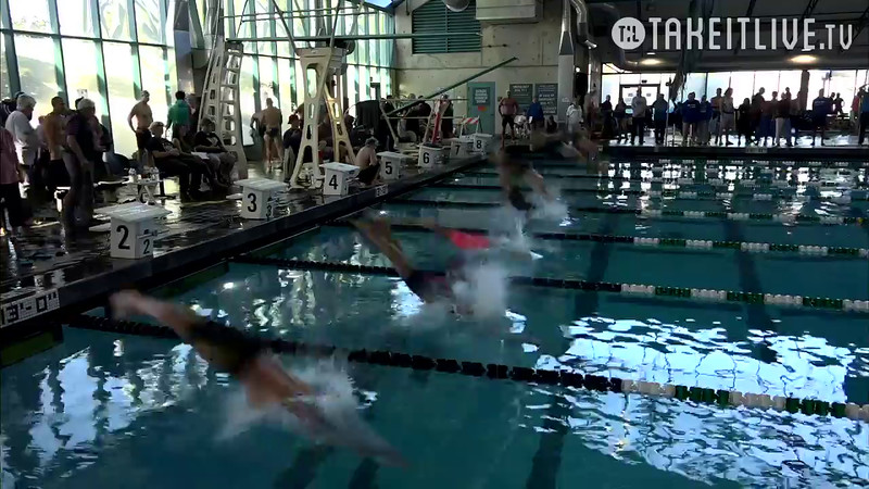 Heat 11 | 17 Men 100 Breast | 2016 SPMS Short Course Meters Championship | VIDEO