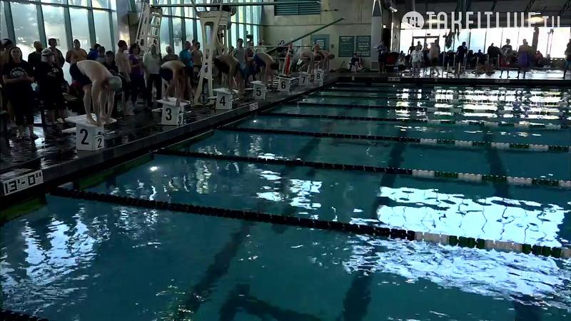 Heat 3 | 28 Men 50 Breast | 2016 SPMS Short Course Meters Championship | VIDEO