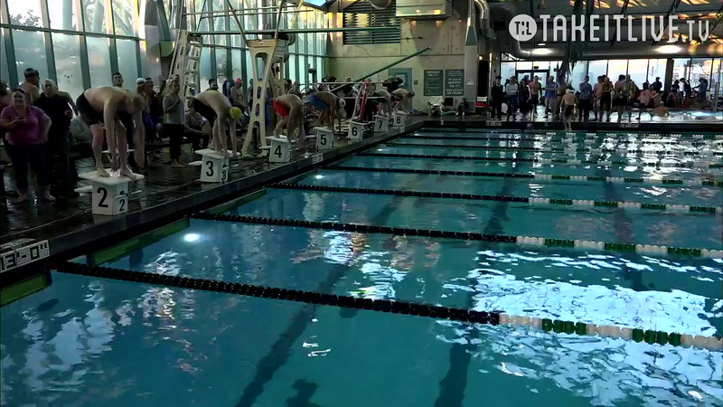 Heat 4 | 22 Men 50 Free | 2016 SPMS Short Course Meters Championship | VIDEO