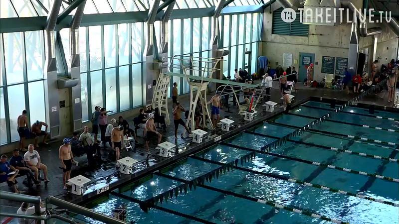 Heat 10 | 10 Men 400 Free | 2016 SPMS Short Course Meters Championship | VIDEO