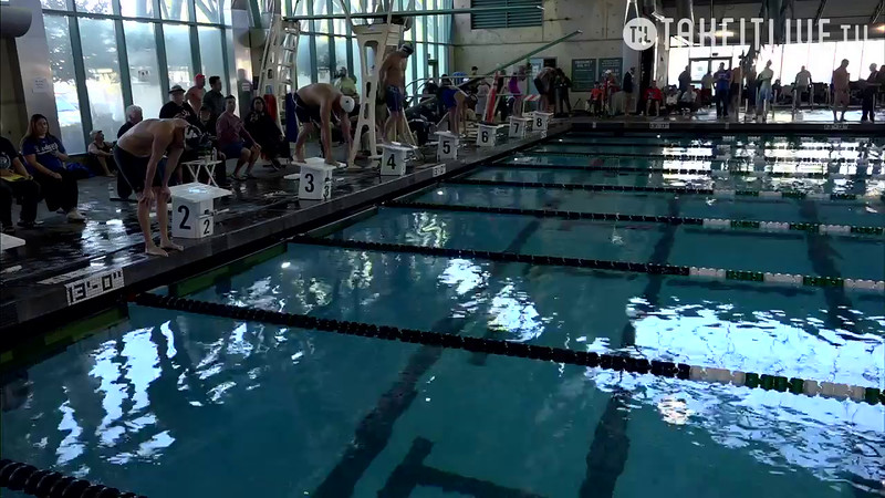 Heat 13 | 24 Mixed 800 Free | 2016 SPMS Short Course Meters Championship | VIDEO