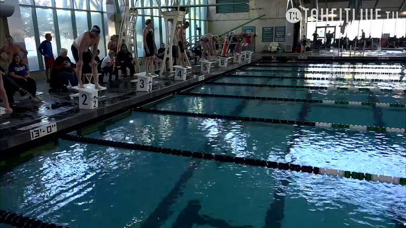 Heat 9 | 24 Mixed 800 Free | 2016 SPMS Short Course Meters Championship | VIDEO