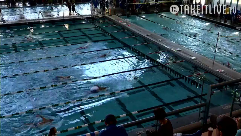 Heat 1 | 15 Men 100 Back | 2016 SPMS Short Course Meters Championship | VIDEO