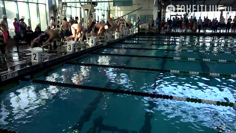 Heat 7   31 Men 200 Free   2016 SPMS Short Course Meters Championship   VIDEO