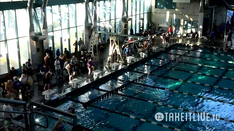 Heat 3 | 4 Women 100 Free | 2016 SPMS Short Course Meters Championship | VIDEO