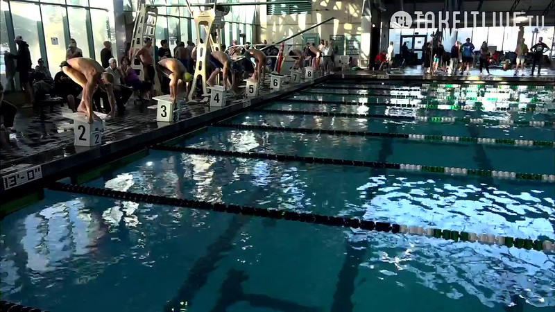 Heat 10 | 33 Men 100 IM | 2016 SPMS Short Course Meters Championship | VIDEO