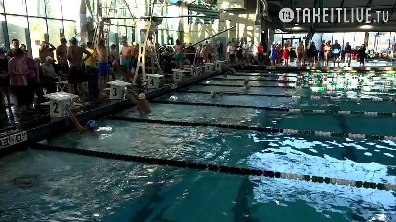 Heat 9 | 20 Mixed 200 Medley Relay | 2016 SPMS Short Course Meters Championship | VIDEO