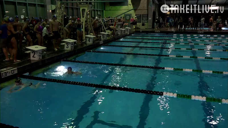 Heat 3 | 38 Mixed 200 Free Relay | 2016 SPMS Short Course Meters Championship | VIDEO